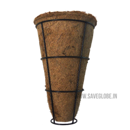 Coconut Coir Basket – Coco Conical  hanger – Wall Hung – 5inch