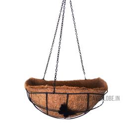 Coconut Coir Basket – Half Liner Hanger