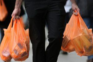 Pay Fine - Plastic Bag