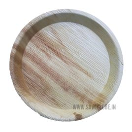 12 inch round Plate Areca- Set of 25