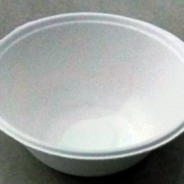 250ml Round Biodegradable Bowl- Set of 50