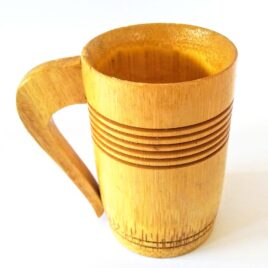 Bamboo Cup / Eco friendly Tea cup – Set of 4
