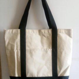 Hard Canvas Tote Bag