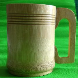 Bamboo Coffee Mug / Eco friendly Mug