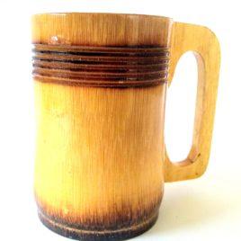 Bamboo Coffee Mug / Eco friendly Mug