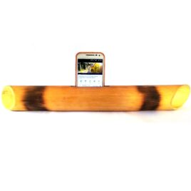 Eboo – Natural Bamboo Speaker Amplifier
