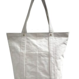 Natural Color Hard Canvas Tote Bag