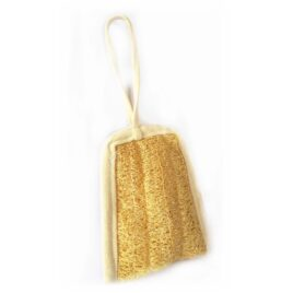 Eco Friendly Natural Body Scrubber – Set of 3
