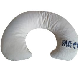 SaveGlobe's Rice Husk Eco friendly Neck Collar Pillow